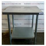 Mix Rite Stainless Steel Work Table