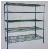 5 Shelf Metal Wire Rack