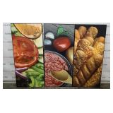 (3) Wall Art Pictures