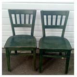 (2) Chairs