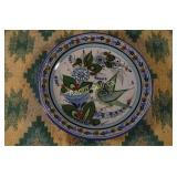 Vintage Mexican Decorative Plate - Ken Edwards