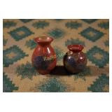 Vintage Mexican Pottery - Two Pieces