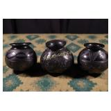 Vintage Mexican Pottery - Three Pieces