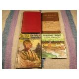 4 Vintage Native Books