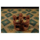 Vintage Mayan Pottery - Friendship Circle