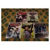 Five Walking Dead Comics