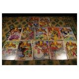 Vintage Mighty Morphin Power Rangers Comics