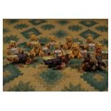 Three Vintage Boyds Bears & Friends Figures and
