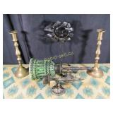 Candleholders - Five in Total