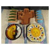 Pottery - 5 Pieces