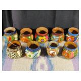 Mexican Pottery - Plant Holders