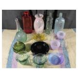 16 Glass Items