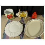 Italian Pottery & Dishware