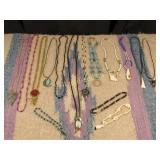 Native Necklaces & Bracelets