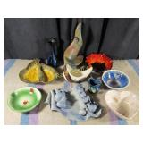 Pottery - 10 Pieces