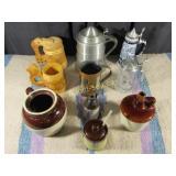 Mugs & Jugs - 10 Pieces