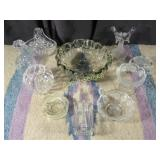 Glassware - 10 Pieces