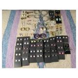 Earrings - 64 Pairs