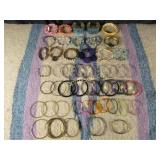 Bracelets - 52 in total