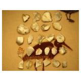 Artifacts - Scrapers - Arizona - 25 Pieces