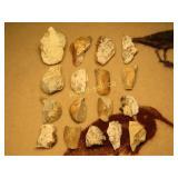 Artifacts - Scrapers - Arizona - 17 Pieces