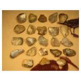 Artifacts - Scrapers - Arizona - 23 Pieces
