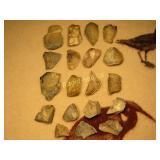 Artifacts - Scrapers - Arizona - 19 Pieces