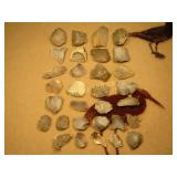 Artifacts - Scrapers - Arizona - 31 Pieces