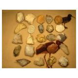 Artifacts - Scrapers - Arizona - 24 Pieces