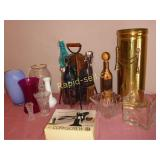 Bottles, Vases & More