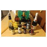 Unopened Liquor