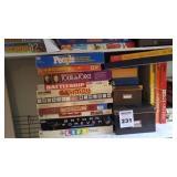 Games Under the Bottom Shelf