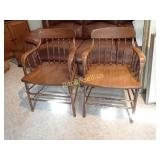 Pair of Pub Chairs