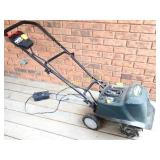 Yardworks Rechargeable Rototiller