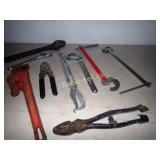 Speciality Pliers & Wrenches