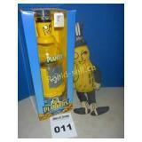 Nut Dispenser & Doll