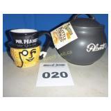 Mug & Storage Pot