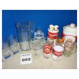 Branded Glassware & More