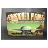 The Forbidden Planet C-57D Starcruiser Model Kit