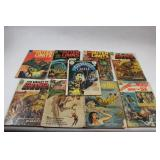 Dell & DC Comic Books, Outer Limits, Ghost Castle