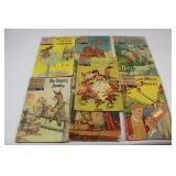 Classics Illustrated Junior Comic Books