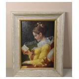Fragonard - Winde Fine Prints Young Girl Reading