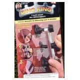 Boxed Ding King, Work Lights & Wood Spade Bit Set