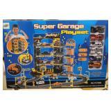 Super Garage Play Set