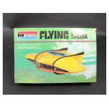 Tsukuda Flying Sub Plastic Model Kit