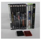 Play Station 2 & XBox Games with Two Memory Cards