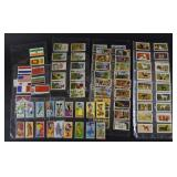 Cigarette / Tea Trading Cards