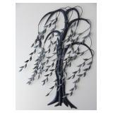 Decorative Leaf Metal Artwork