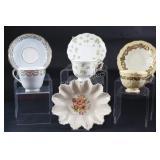 Aynsley & Adderley Bone China Tea Cup Sets