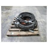 Flame Resistant Hydraulic Hose and Air Hose-
